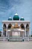 Μουσουλμανικό τέμενος στην επαρχία Samutprakarn στοκ εικόνες