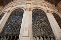 Αιγυπτιακό μουσουλμανικό τέμενος Στοκ Φωτογραφία