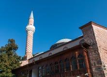 Μουσουλμανικό τέμενος στην πόλη Plovdiv Στοκ φωτογραφία με δικαίωμα ελεύθερης χρήσης