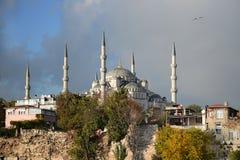 Μουσουλμανικό τέμενος στην Τουρκία στοκ εικόνες