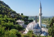 μουσουλμανικό τέμενος στη Βοσνία Στοκ Εικόνες