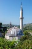 μουσουλμανικό τέμενος στη Βοσνία Στοκ φωτογραφία με δικαίωμα ελεύθερης χρήσης