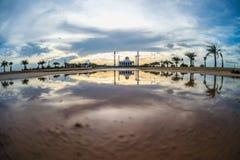Μουσουλμανικό τέμενος στη νότια Ταϊλάνδη Στοκ Φωτογραφία