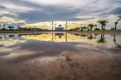Μουσουλμανικό τέμενος στη νότια Ταϊλάνδη Στοκ Φωτογραφίες