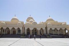 μουσουλμανικό τέμενος της Αιγύπτου Στοκ φωτογραφία με δικαίωμα ελεύθερης χρήσης