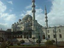 Μουσουλμανικό τέμενος της Τουρκίας Στοκ εικόνα με δικαίωμα ελεύθερης χρήσης