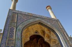 μουσουλμανικό τέμενος του Ιράν Στοκ εικόνα με δικαίωμα ελεύθερης χρήσης