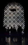 Μουσουλμανικό τέμενος του παραθύρου της Κόρδοβα Στοκ φωτογραφίες με δικαίωμα ελεύθερης χρήσης