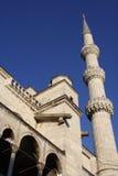 Μουσουλμανικό τέμενος του Ahmed σουλτάνων (μπλε μουσουλμανικό τέμενος), Ιστανμπούλ στοκ εικόνες