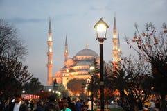 Μουσουλμανικό τέμενος του Ahmed σουλτάνων Στοκ φωτογραφίες με δικαίωμα ελεύθερης χρήσης
