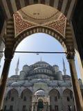 Μουσουλμανικό τέμενος του Ahmed σουλτάνων στοκ εικόνες με δικαίωμα ελεύθερης χρήσης