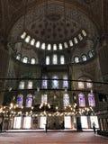 Μουσουλμανικό τέμενος του Ahmed σουλτάνων στοκ φωτογραφία με δικαίωμα ελεύθερης χρήσης