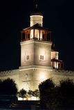 Μουσουλμανικό τέμενος του Hussain βασιλιάδων Στοκ Φωτογραφία