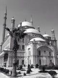 Μουσουλμανικό τέμενος του Mohammed Ali Στοκ εικόνες με δικαίωμα ελεύθερης χρήσης