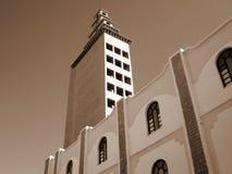 Μουσουλμανικό τέμενος Στοκ εικόνα με δικαίωμα ελεύθερης χρήσης