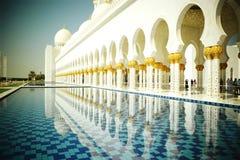Μουσουλμανικό τέμενος Στοκ Εικόνα