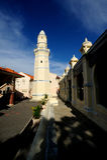 Μουσουλμανικό τέμενος Aceh Lebuh (μουσουλμανικό τέμενος Acheen ST) Στοκ φωτογραφία με δικαίωμα ελεύθερης χρήσης