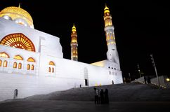 Μουσουλμανικό τέμενος Al Ameen του Μωάμεθ Στοκ εικόνες με δικαίωμα ελεύθερης χρήσης