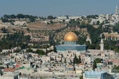 Μουσουλμανικό τέμενος Al Aqsa Στοκ Εικόνες