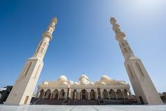 Μουσουλμανικό τέμενος Al Azahar Στοκ εικόνες με δικαίωμα ελεύθερης χρήσης