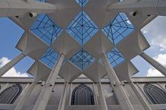 Μουσουλμανικό τέμενος Alam Shah Στοκ φωτογραφία με δικαίωμα ελεύθερης χρήσης