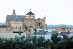 Μουσουλμανικό τέμενος Córdoba στοκ εικόνες με δικαίωμα ελεύθερης χρήσης