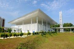 Μουσουλμανικό τέμενος Damansara Ara σε Selangor, Μαλαισία Στοκ Εικόνες