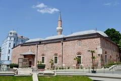 Μουσουλμανικό τέμενος Djumaya σε Plovdiv Στοκ Φωτογραφία