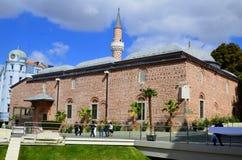 Μουσουλμανικό τέμενος Djumaya Στοκ Φωτογραφία