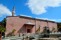Μουσουλμανικό τέμενος Djumaya Στοκ εικόνες με δικαίωμα ελεύθερης χρήσης