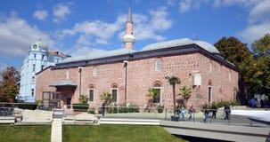 Μουσουλμανικό τέμενος Djumaya Στοκ Εικόνα