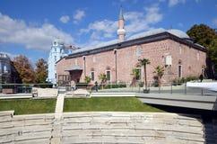 Μουσουλμανικό τέμενος Djumaya Στοκ εικόνα με δικαίωμα ελεύθερης χρήσης