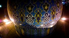 Μουσουλμανικό τέμενος Fardous θόλων Στοκ Φωτογραφίες