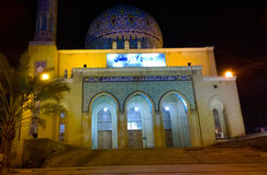 Μουσουλμανικό τέμενος Fardous θόλων Στοκ Εικόνες