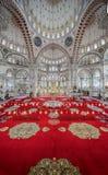 Μουσουλμανικό τέμενος Fatih στην περιοχή της Ιστανμπούλ, Τουρκία Στοκ φωτογραφία με δικαίωμα ελεύθερης χρήσης