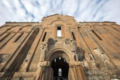 Μουσουλμανικό τέμενος Fethiye Carhedral στην αρχαία πόλη Ani, Kars, Τουρκία Στοκ εικόνες με δικαίωμα ελεύθερης χρήσης