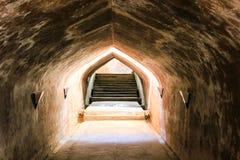 Μουσουλμανικό τέμενος Gumuling Sumur στοκ εικόνα με δικαίωμα ελεύθερης χρήσης