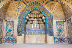 Μουσουλμανικό τέμενος Hakim (masjed-ε-Hakim) στο Ισφαχάν, Ιράν Στοκ φωτογραφίες με δικαίωμα ελεύθερης χρήσης