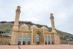 Μουσουλμανικό τέμενος Heybat Bibi, Μπακού στοκ φωτογραφία με δικαίωμα ελεύθερης χρήσης