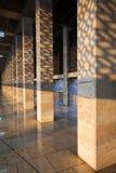 Μουσουλμανικό τέμενος Istiglal Στοκ Εικόνα