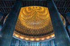 Μουσουλμανικό τέμενος Istiqlal Στοκ Εικόνες