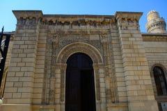 Μουσουλμανικό τέμενος Juma, Μπακού, Αζερμπαϊτζάν στοκ εικόνες