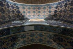 Μουσουλμανικό τέμενος Kabud Στοκ φωτογραφία με δικαίωμα ελεύθερης χρήσης