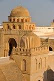 Μουσουλμανικό τέμενος Kairouan Στοκ Φωτογραφίες