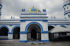 Μουσουλμανικό τέμενος Kinta Panglima σε Ipoh Perak, Μαλαισία στοκ φωτογραφία