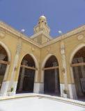 Μουσουλμανικό τέμενος Kufa στοκ εικόνα με δικαίωμα ελεύθερης χρήσης
