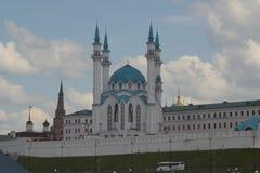 Μουσουλμανικό τέμενος kul-Σαρίφ Στοκ εικόνες με δικαίωμα ελεύθερης χρήσης