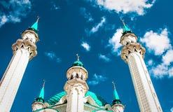 Μουσουλμανικό τέμενος kul-Σαρίφ Στοκ Εικόνες