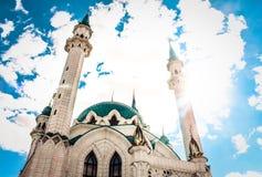 Μουσουλμανικό τέμενος kul-Σαρίφ Στοκ εικόνα με δικαίωμα ελεύθερης χρήσης