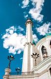 Μουσουλμανικό τέμενος kul-Σαρίφ Στοκ Φωτογραφία